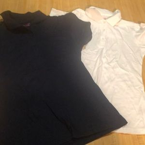 Set of 2 @Class Polo Style Shirts